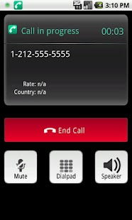 zonefonePro - VoIP Dialer- screenshot thumbnail