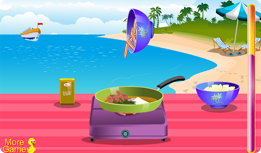 Cooking Delicious Chicken- screenshot thumbnail