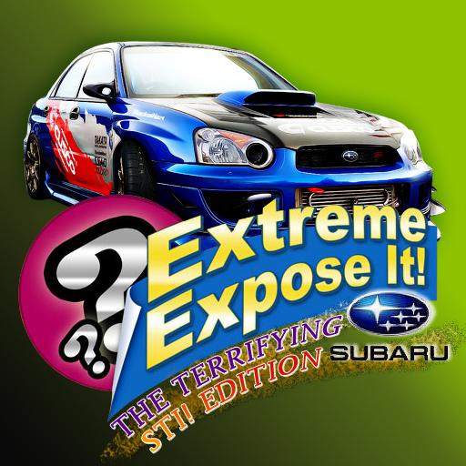 Subaru STI EXPOSED!!