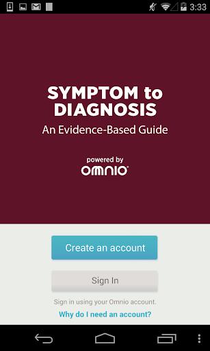 Symptom to Diagnosis