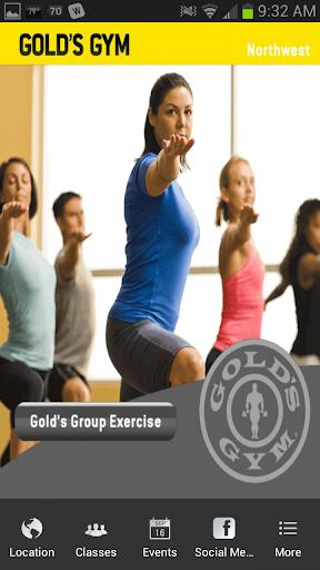 Gold's Gym Northwest