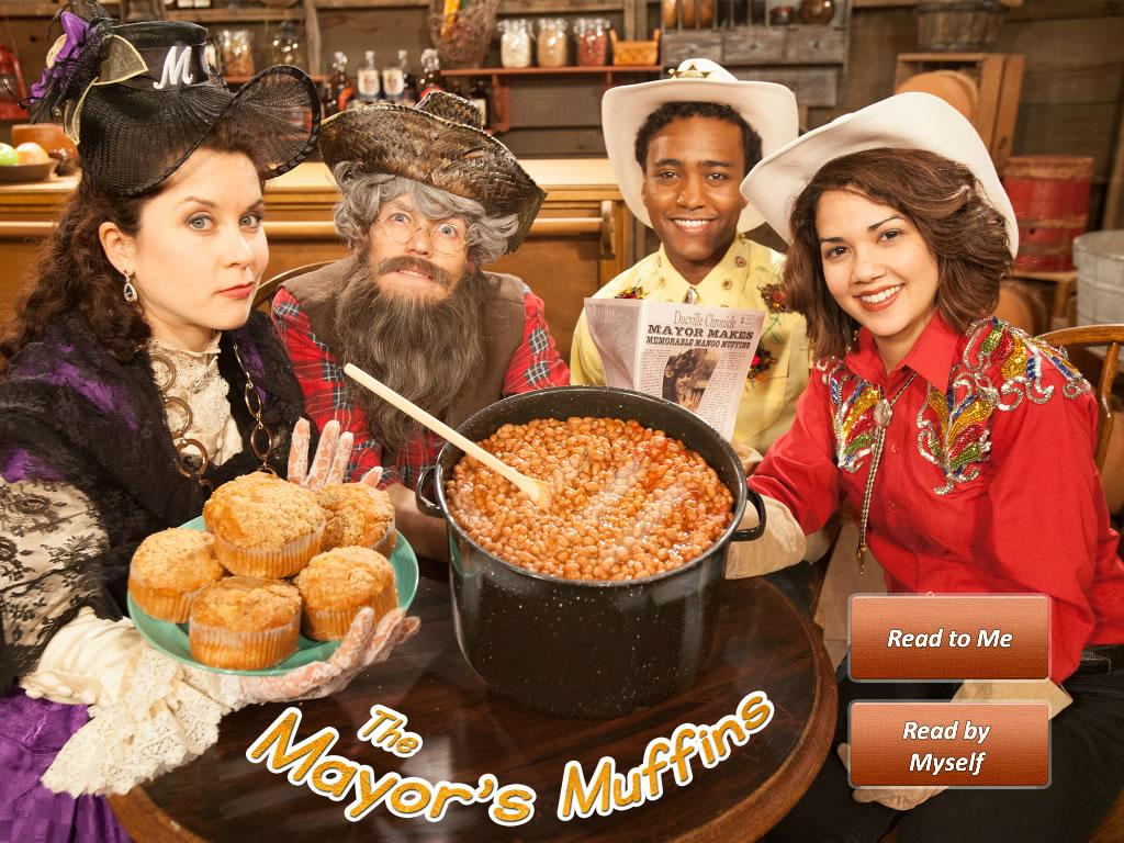 TVOKids The Mayor's Muffins- screenshot