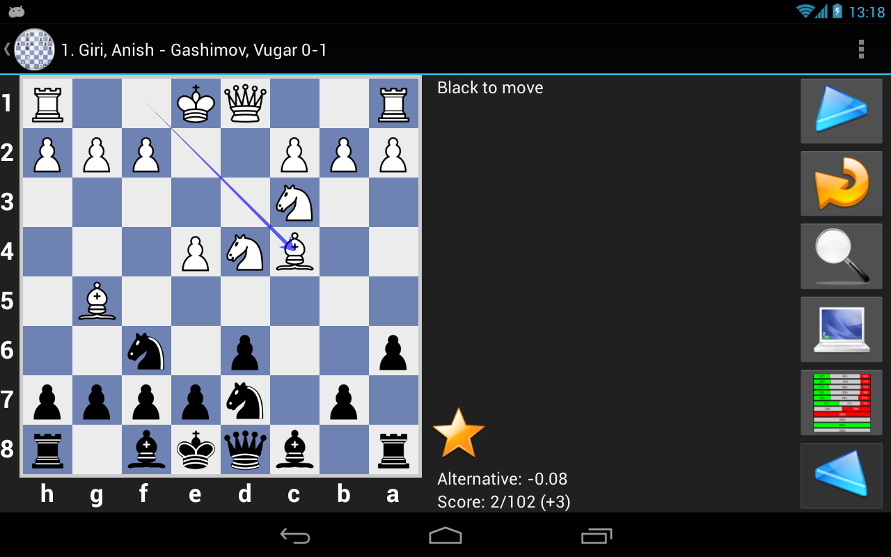 Perfect Chess Trainer - screenshot