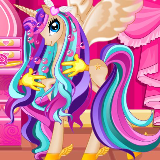 Pony Princess Hair Salon
