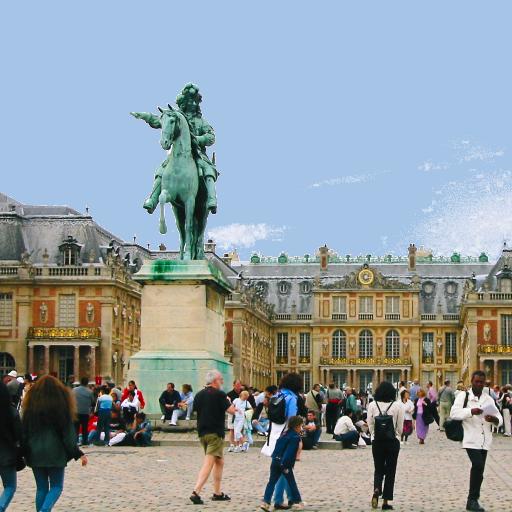 旅遊必備App France:Palace of Versailles LOGO-綠色工廠好玩App