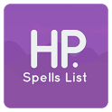 Harry Potter Spells List icon