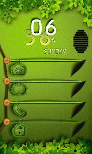 Go Green Locker Theme