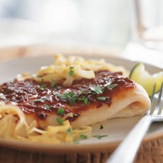 Chipotle Baked Fish.
