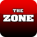 The Zone 1250 RadioVoodoo logo
