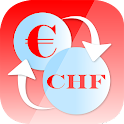 Euro CHF  Currency Converter icon