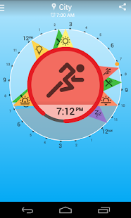 Solar Clock: Circadian Rhythm- screenshot thumbnail