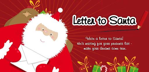 Letter to santa apps on google play spiritdancerdesigns Images