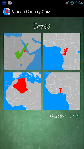 African Country Quiz