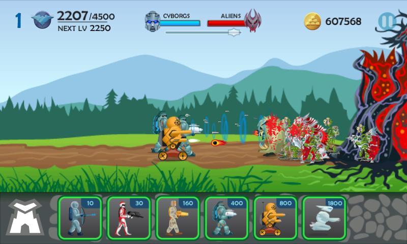 Protection Force- screenshot