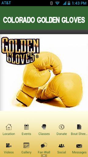 Colorado Golden Gloves Boxing
