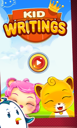 Kids Learn to Write