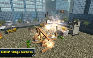 Screenshot of Demolition Master 3D FREE