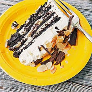 Amaretto Icebox Cake.