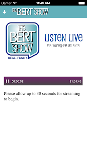 The Bert Show- screenshot thumbnail