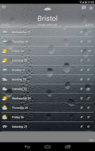 the Weather screenshot 6
