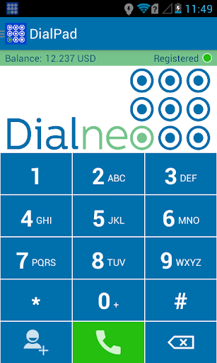 DialNeo - Mobile VoIP