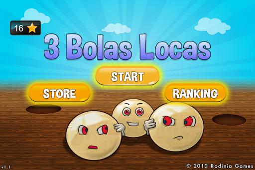 3 Angry Balls
