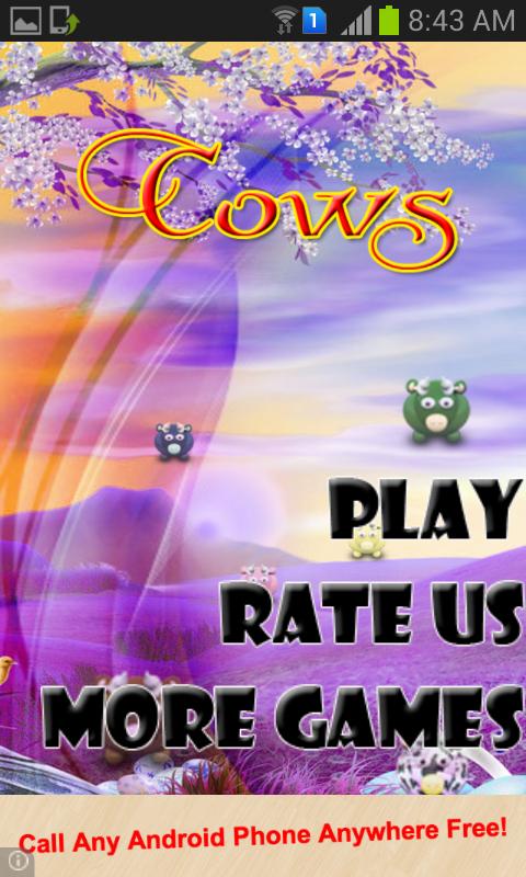 Farm Cows 2048 - screenshot