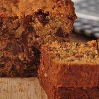 Date and Walnut Bread Recipe & Video