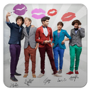 one direction kiss mobile app icon