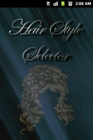 Hair Style Selector Lite