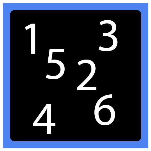 Zahlen Reaktion LOGO-APP點子