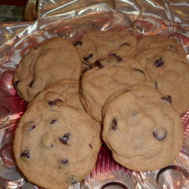 Nutty Chocolate Chip Malt Cookies Recipe