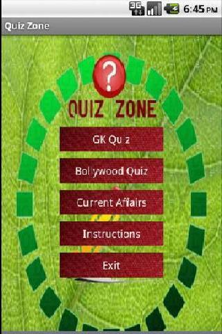 KBC Quiz Zone - screenshot