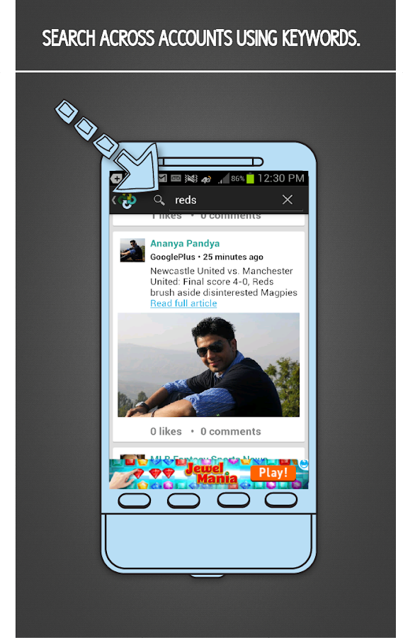 SocialPoint - screenshot
