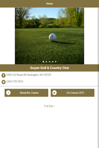 Guyan Golf and Country Club
