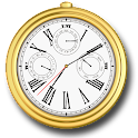 3D Pocket Watch Live Wallpaper icon