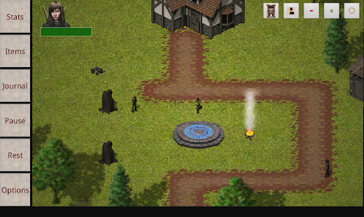 Erebus RPG - screenshot thumbnail