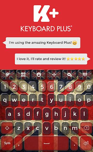 键盘加英语