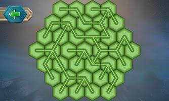 Screenshot of Hexagon