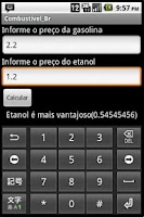 Screenshot of Combustivel_BR