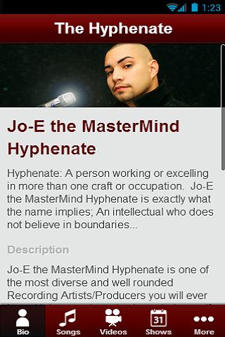 The Hyphenate
