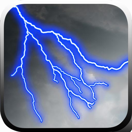 Thunder Live Wallpaper LOGO-APP點子
