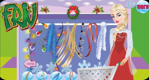 Friv Christmas Games