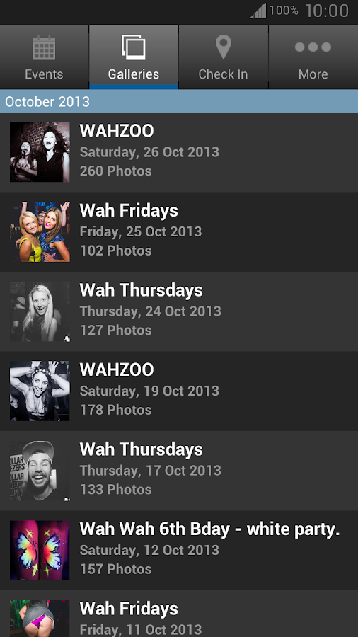 Wah Wah Lounge - screenshot