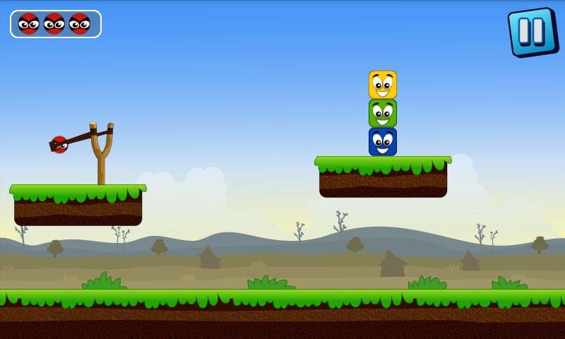 Knock Down - screenshot