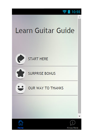 Learn Guitar Guide