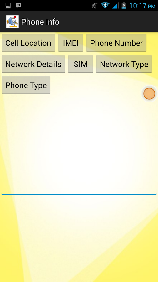 Phone Info - screenshot