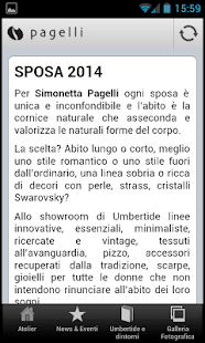 Pagelli Sposi, Umbertide- screenshot thumbnail