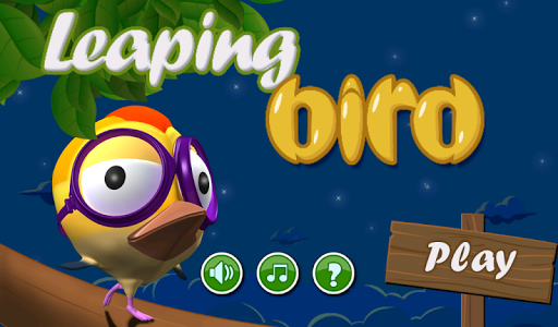 Leaping Bird
