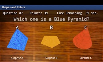 Screenshot of Shapes And Colors